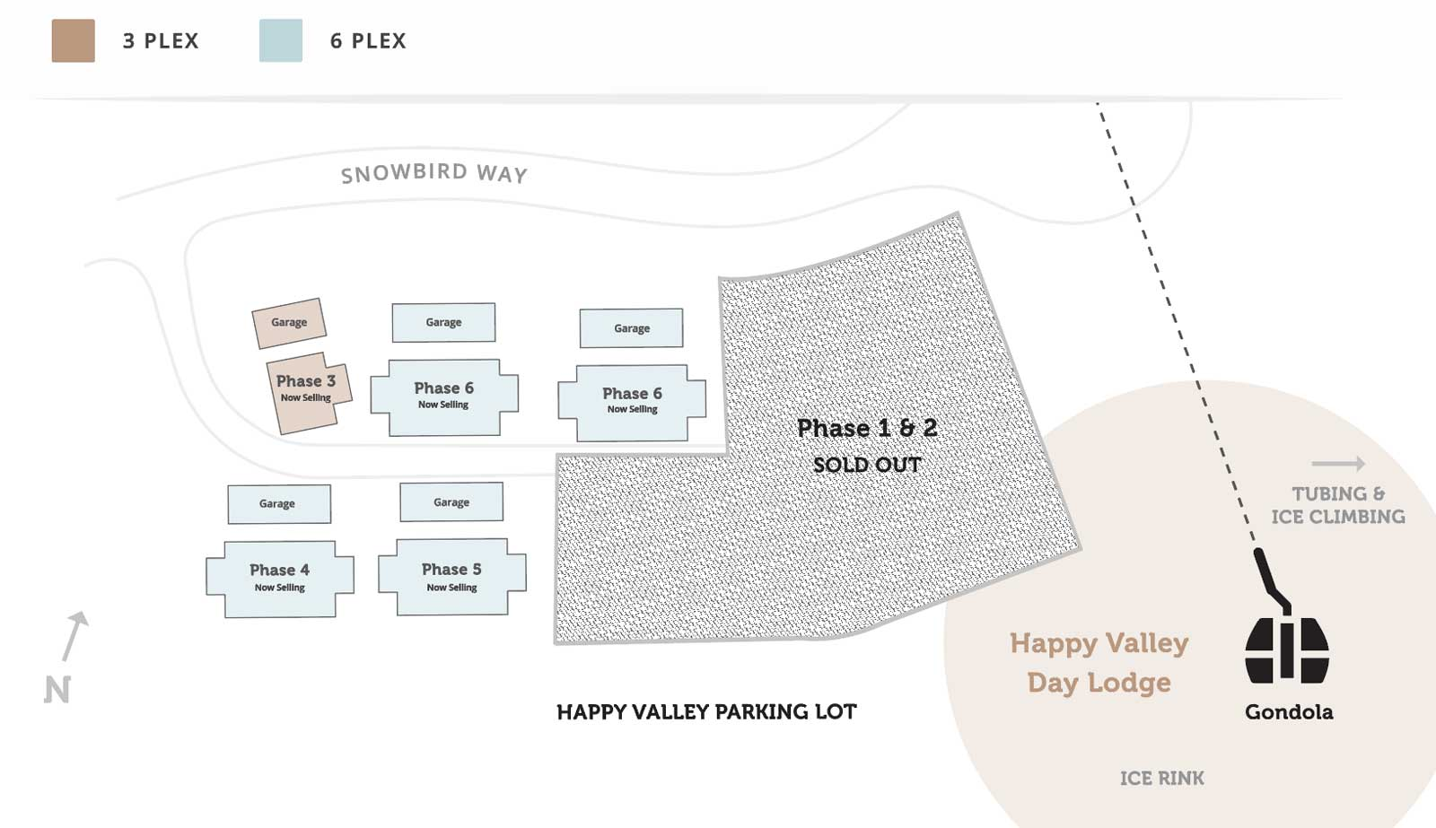 Spyglass at Big White Site Plan for download